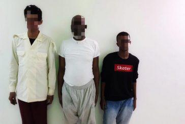 شرطة الرياض تكشف ملابسات محاولة خطف الطفلين