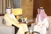 أمير الباحة في وزارة التعليم والنتيجة إشادة بتجاوب الوزير العيسى