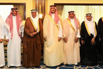 """نائب أمير المنطقة الشرقية يستقبل رئيس مجلس إدارة """"سابك"""""""