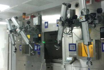 زيارة طالبات الفيزياء بجامعة الأميرة نورة لمستشفى الملك فيصل التخصصي لمركز الأبحاث