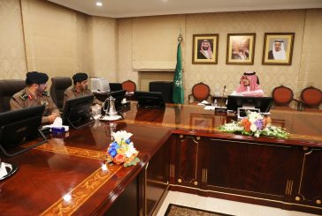 الأمير أحمد بن فهد يؤكد أهمية تنسيق الجهود التطوعية لمواجهة الكوارث  والأزمات