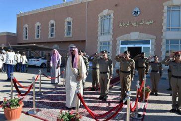 """""""القحطاني""""يرعى تخريج عدد من الدورات في مدينة تدريب الأمن العام"""