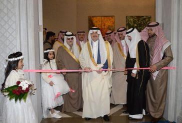الأمير سعود بن نايف يكرم الفائزين بجائزة أمير الشرقية لأبحاث السرطان