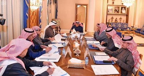 وزير الثقافة والإعلام يرأس اجتماع مجلس إدارة وكالة الأنباء السعودية