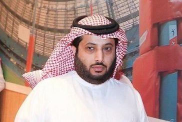 تركي آل الشيخ يوجه بإجراء سحب على 28 سيارة للجماهير