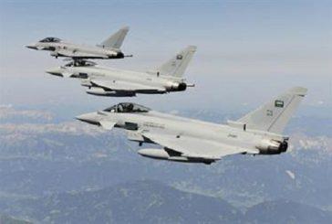 """مصرع 70 حوثياً وتدمير منصات صواريخ """"سام"""" في عمليات عدة قبالة الحد الجنوبي"""