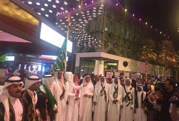 """بالصور..""""الثقافة والإعلام"""" تشارك """"الإمارات"""" احتفالها اليوم الوطني بالفعاليات الثقافية والفلكورية المتنوعة"""