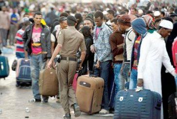 إثيوبيا تعلن وصول 10 آلاف من مواطنيها المخالفين المرحلين من المملكة خلال 20 يوماً