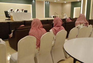 اختتام تصفيات مسابقة الملك سلمان لجمعيات منطقة الرياض