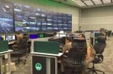 زيارة أعضاء اللجنة الوزارية للسلامة المرورية إلى مركز العمليات ٩١١