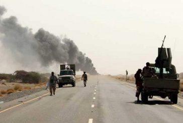 التحالف يكبد المتمردين خسائر كبيرة في الحديدة