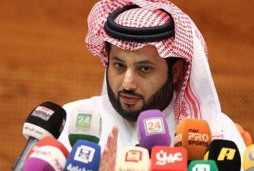 """تركي آل الشيخ: لا صحة لانسحاب المنتخب السعودي من """"خليجي 23"""""""