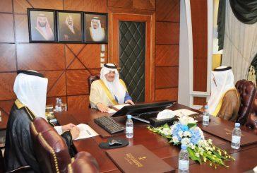 الأمير سعود بن نايف يدعو لتطوير مرافق مطار الدمام والاهتمام بمشروعات رفع الطاقة الاستيعابية
