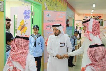 القيادة التربوية تصنع الفرق في مدرسة الملك عبدالعزيز بالجبيل