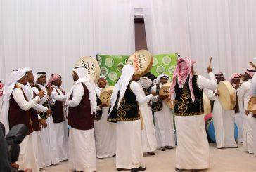 بالصور.. افتتاح معرض أزاهير في الخبر