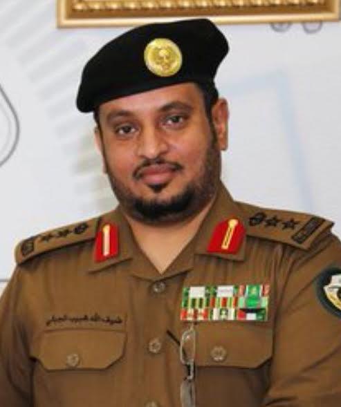 وفاة مدير مرور النعيرية في حادث مروري