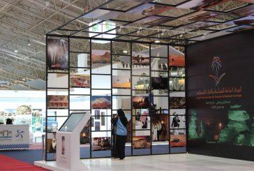 """عدسة """"تغطيات"""" في معرض ألوان السعودية(تصوير:سالم القصيري)"""