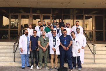 البرنامج السنوي الأول لأطباء جراحة العظام بالمنطقة الشرقية