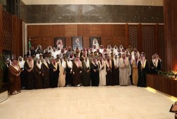 الأمير سعود بن نايف خلال لقاء الاثنينية: مهرجان سفاري بقيق جسد الموروث التاريخي لهذه البلاد