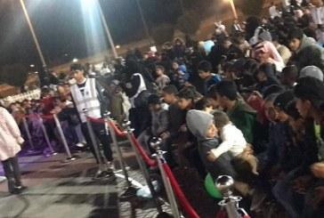١٠ آلاف زائر لفعاليات مهرجان ربيع الجبيل خلال ثلاث ايّام