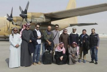 الإعلام تنظم زيارة لمشاهير مواقع التواصل الاجتماعي إلى اليمن