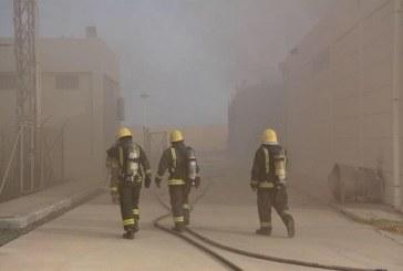 """""""الدفاع المدني"""": انقطاع التيار في عدد من أحياء جدة سببه حريق في إحدى المحطات"""