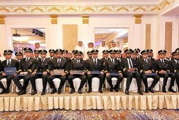 الخطوط السعودية تحتفي بتخريج (93) مساعد طيار و (22) رائدا للمستقبل