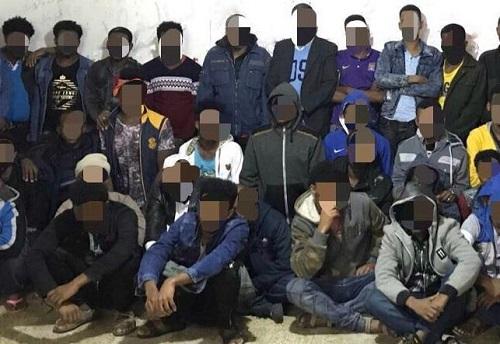 ضبط 100 مخالف في 24 ساعة و4 مواطنين متهمين في قضية تحرش
