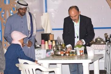 """مهرجان """"ليالي شرقية"""".. القهوة العربية والشاي الشرقي في المقاهي الشعبية"""