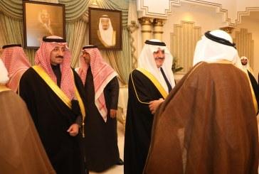 أمير الشرقية يستقبل الأهالي في قصر البندرية بالأحساء