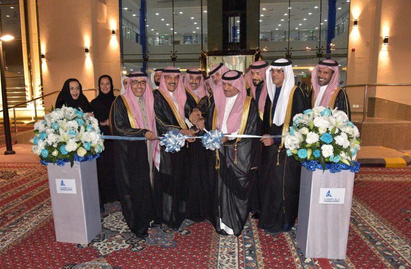 افتتاح مبنى غرفة الشرقية في محافظة  القطيف