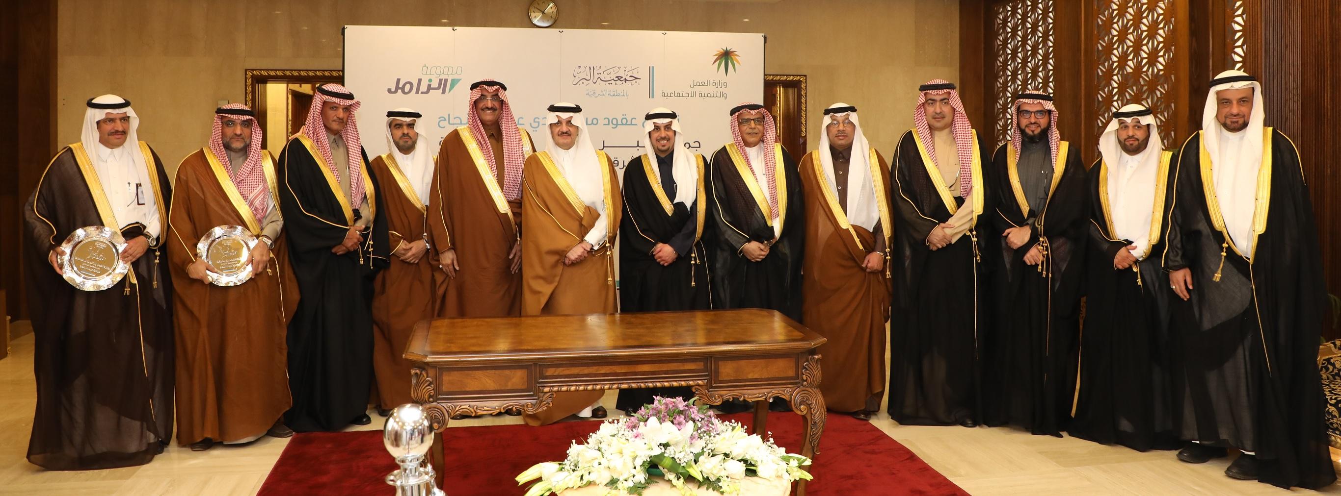 """الأمير سعود بن نايف يدشن مشروع عربات الطعام المتنقلة """"عربات النجاح"""""""