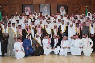 الأمير سعود بن نايف للإعلاميين الشرقية:ىنعول عليكم القيام بالدور الأكبر في إيصال المعلومة بما يمليه عليكم دينكم وأمانتكم ووطنيتكم وعروبتكم