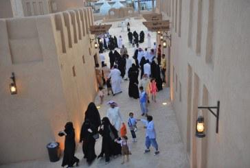 أكثر من 500 مشارك ومشاركة في بيت الخير في الجنادرية 32
