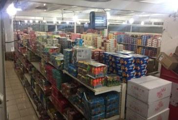 مكة.. ضبط 19 ألف منتج غذائي وحلوى أطفال منتهية الصلاحية
