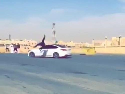 الإطاحة بـ7 جناة متورطين في دهس عمداً غرب الرياض (فيديو)