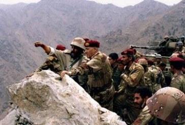 الجيش اليمني ينفذ عملية عسكرية على مواقع حوثية بالجوف