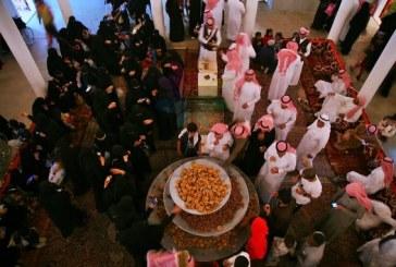 250 كيلو تمر و20 ألف قرص كليجا يومياً لزوار جناح القصيم في الجنادرية