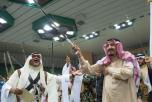 تحت رعاية خادم الحرمين الشريفين .. العرضة السعودية الثلاثاء