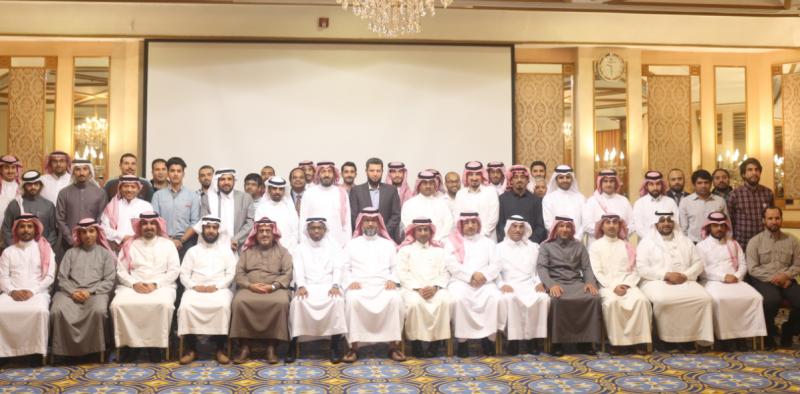 """أكثر من200 مهندس ومهندسة في محاضرتي لـ""""الحارثي"""" و """"موسى"""" بالجبيل"""