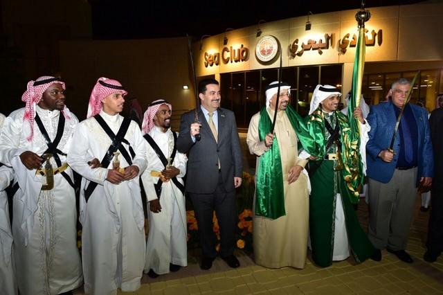وزير الصناعة والمعادن العراقي: الجبيل الصناعية قصة نجاح رائدة