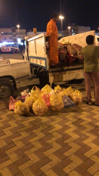 بلدية الخبر : ضبط وإتلاف 600 كيلو جرام من الأسماك واللحوم التالفة