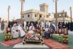 """قناة """"الثقافية"""" في بث حي لمدة ثلاث ساعات من قرية الباحة التراثية"""