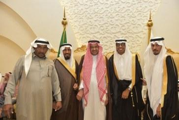 أسرة آل عبدالهادي  تحتفل بزواج المهندس مبارك