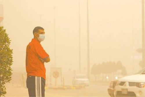 6 نصائح لمواجهة الطقس المتقلب والغبار