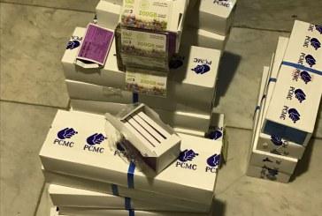 شرطة المدينة تحل لغز سرقة بطاقات إعادة الشحن بحوالي 680 ألف ريال