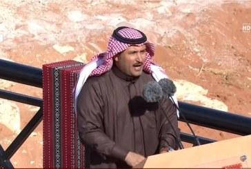 فيديو..قصيدة حاكم العنزي أمام خادم الحرمين في حفل ختام مهرجان الملك عبدالعزيز للإبل