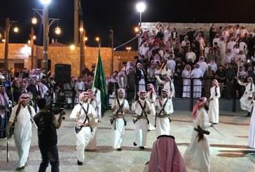 قرية الباحة التراثية بالجنادرية تستعرض المقومات السياحة للمنطقة