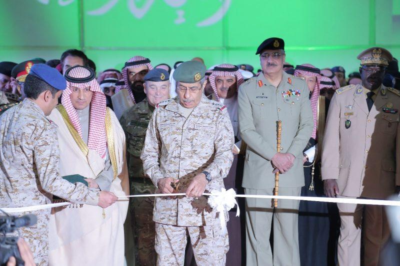 """انطلاق معرض القوات المسلحة """" أفد 2018 """" تحت شعار """" صناعتنا قوتنا """""""