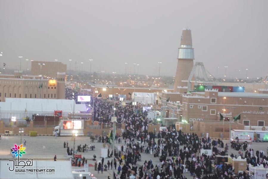 مهرجان #الجنادرية_32 يعلن مواعيد الزيارة